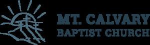 Mt. Calvary Baptist Church logo