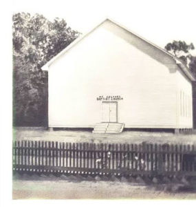 Historical picture of Mt. Calvary Baptist Church
